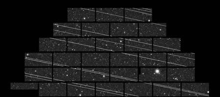 Starlink visible