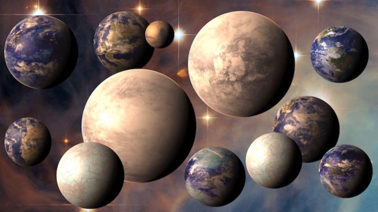 Des Scientifiques Identifient Pour La Première Fois 50 Nouvelles Planètes