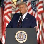 Donald Trump Affirme Que Joe Biden `` Démolira Le Rêve