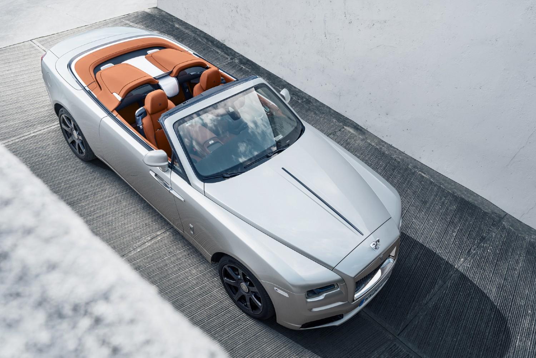 La Dawn devrait être un modèle qui cédera la place à la future Rolls-Royce EV