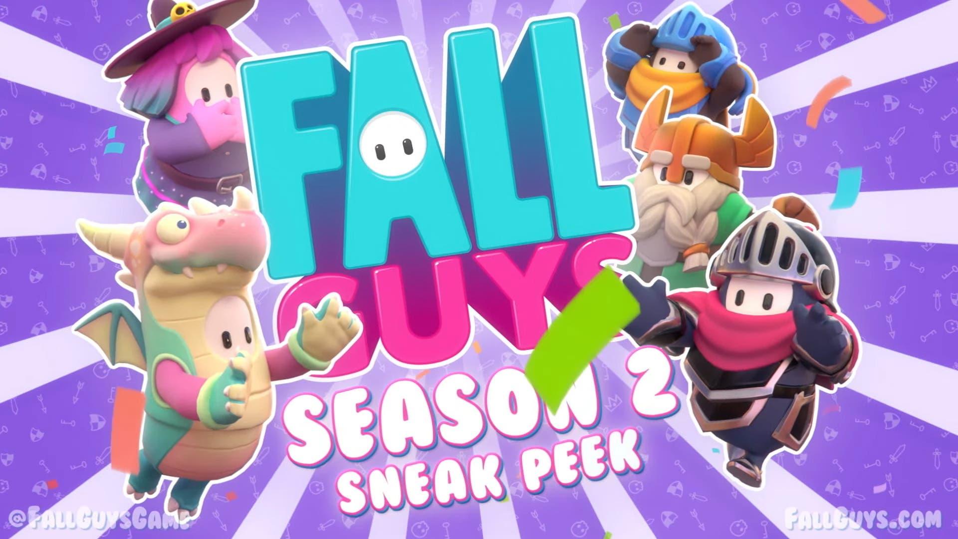 Fall Guys Saison 2: Ce Sont Tous Les Nouveaux Skins