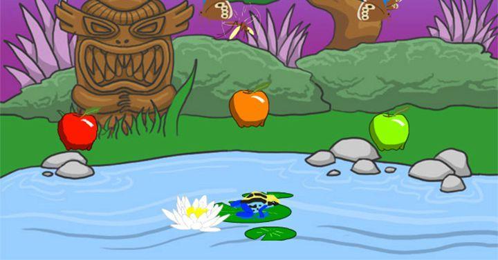 Frog Fractions Maintenant Disponible Gratuitement Sur Steam