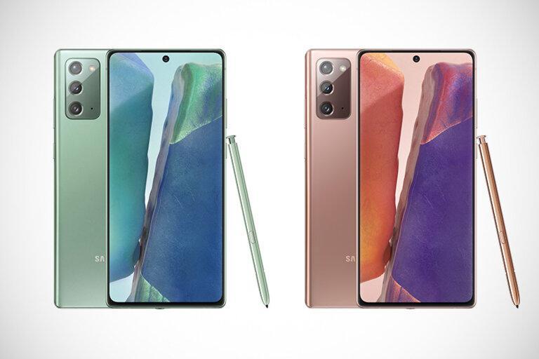 Galaxy Note 20: Toutes Les Informations Et Spécifications Du Téléphone
