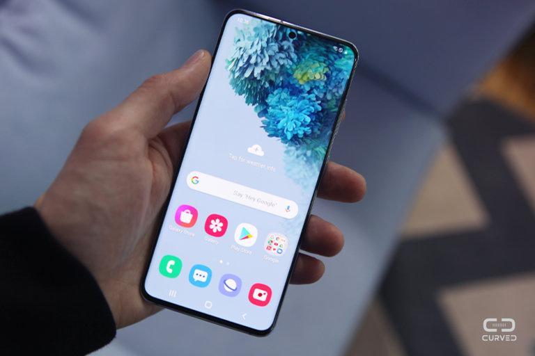 Galaxy S20 Fan Edition: La Conception Du Smartphone Samsung Fuit