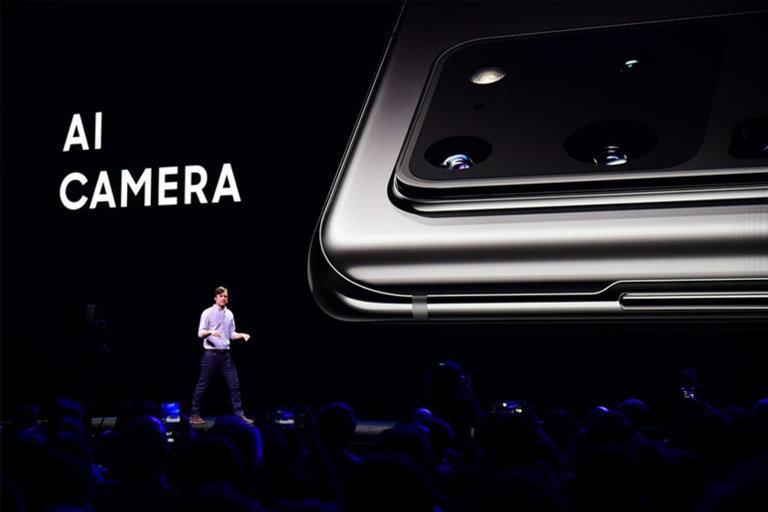 Galaxy S21: Samsung A T Il Trop De Respect Pour L'iphone 12