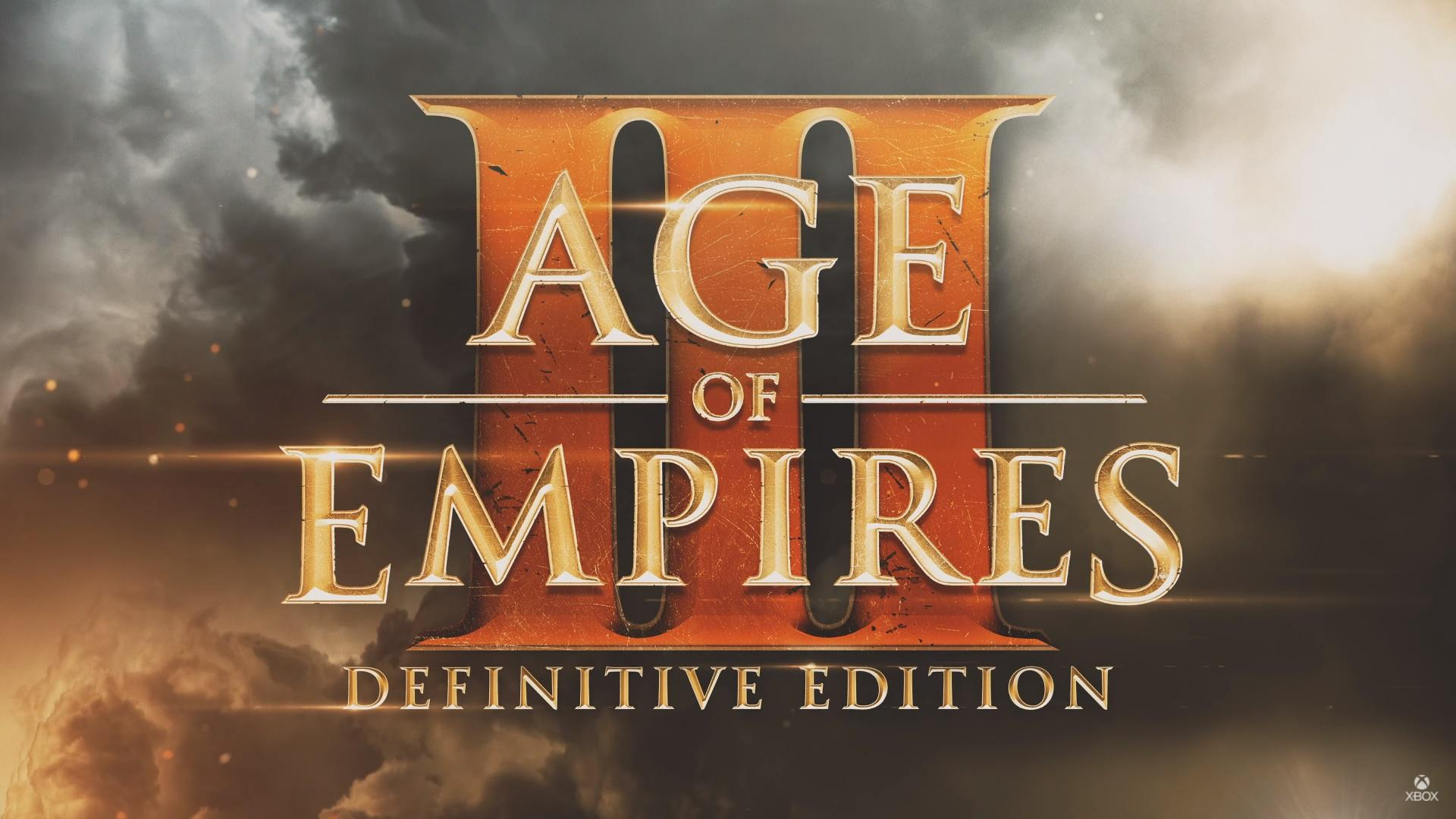 Gameplay New Age Of Empires Iii Édition Définitive