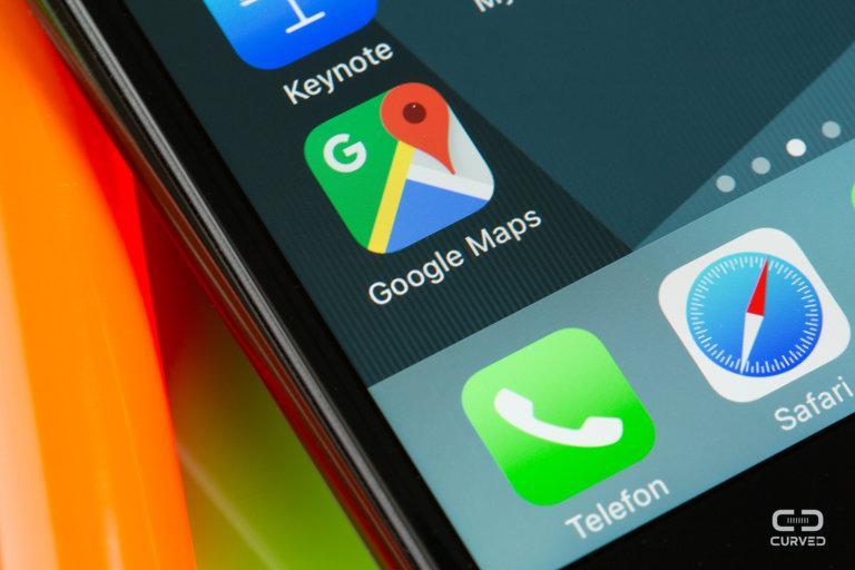 Google Maps: Affichage Des Feux De Circulation Possible à L'avenir