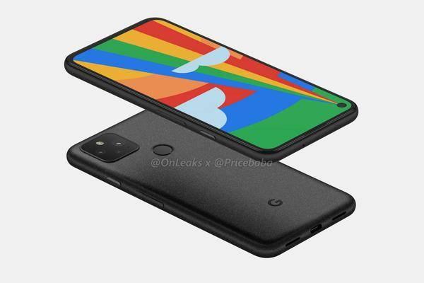 Google Pixel 5: Des Images Qui Fuient Montrent Le Smartphone