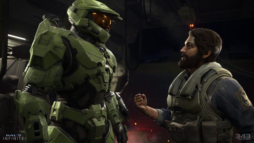 Campagne multijoueur Halo Infinite
