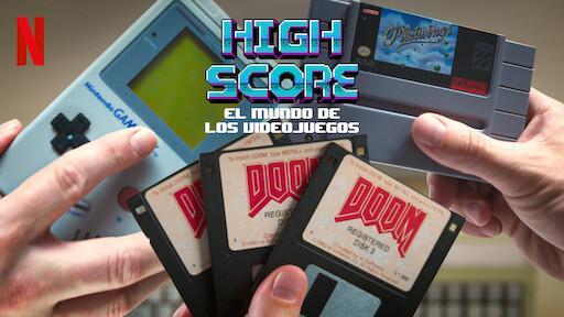 High Score Netflix Reportage Retro Gaming