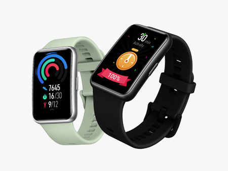 Montre Huawei Fit