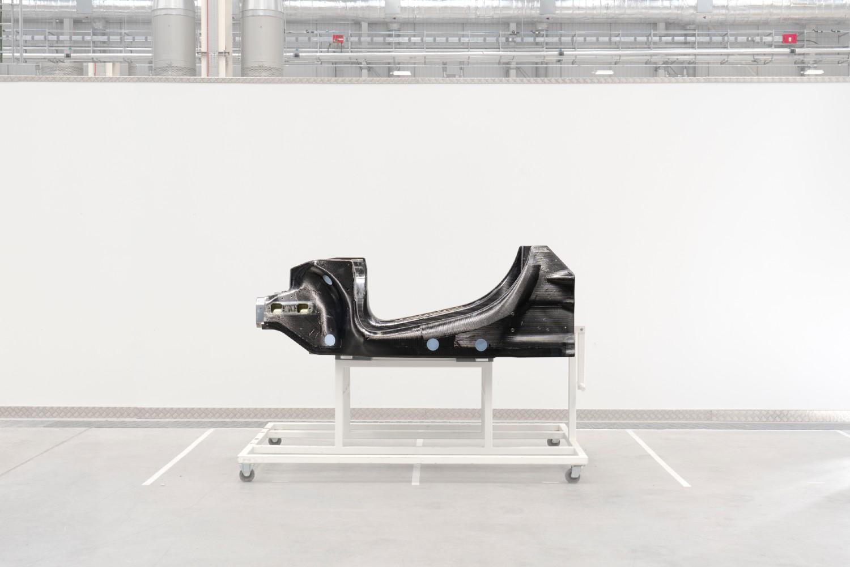 La nouvelle architecture qui formera la base du premier véhicule hybride de McLaren