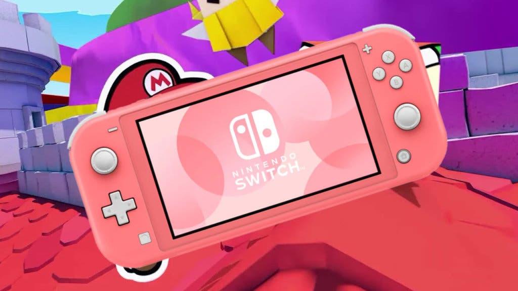 Ils renforcent Nintendo Switch Pro en 2021 avec 4K et de nouveaux jeux