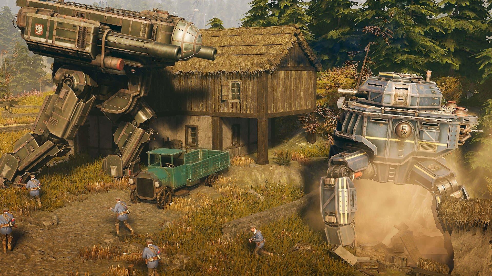 Iron Harvest Célèbre La Gamescom 2020 Avec Une Nouvelle Bande Annonce