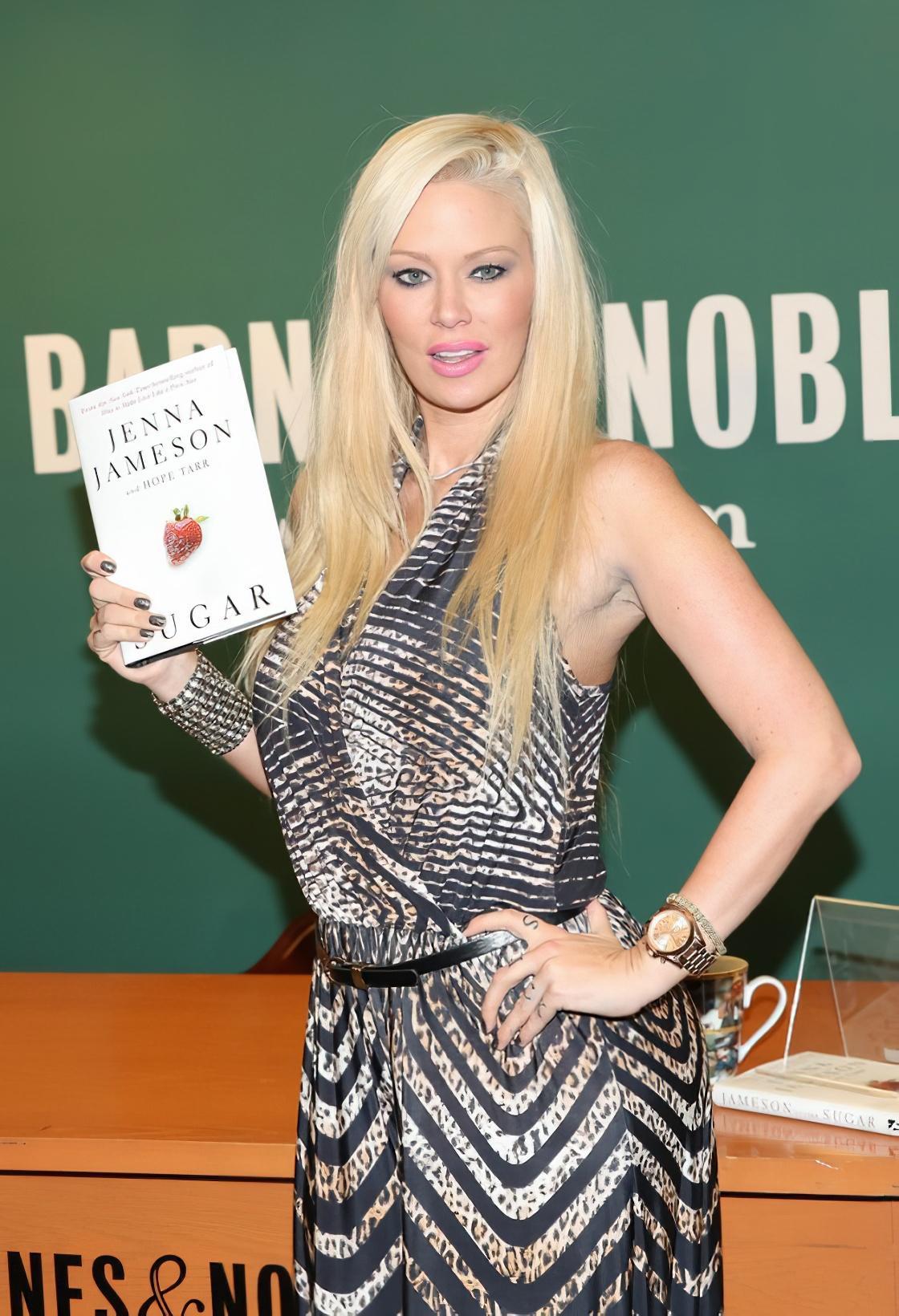 Jenna Jameson Book