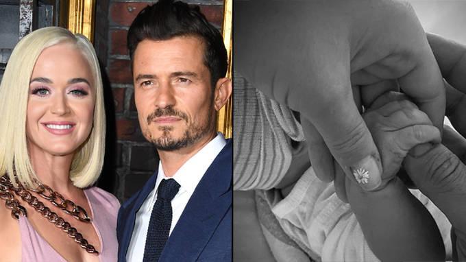 Katy Perry Et Orlando Bloom Accueillent Leur Petite Fille Daisy