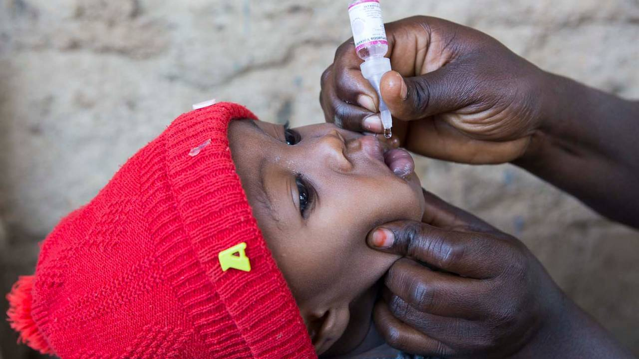 L'Afrique remporte la bataille contre le poliovirus sauvage L'OMS annonce la persistance de la menace de polio dérivée vaccinée