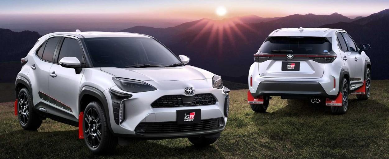 La Toyota Yaris Cross de Gazoo Racing