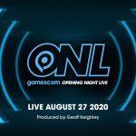 La Soirée D'ouverture De La Gamescom 2020 Live 2020 Apportera