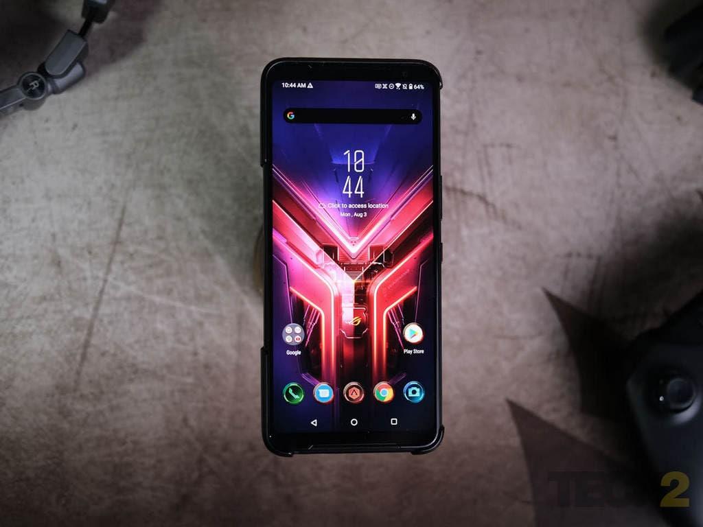 La variante Asus ROG Phone 3 8 Go de RAM est disponible à l'achat aujourd'hui sur Flipkart