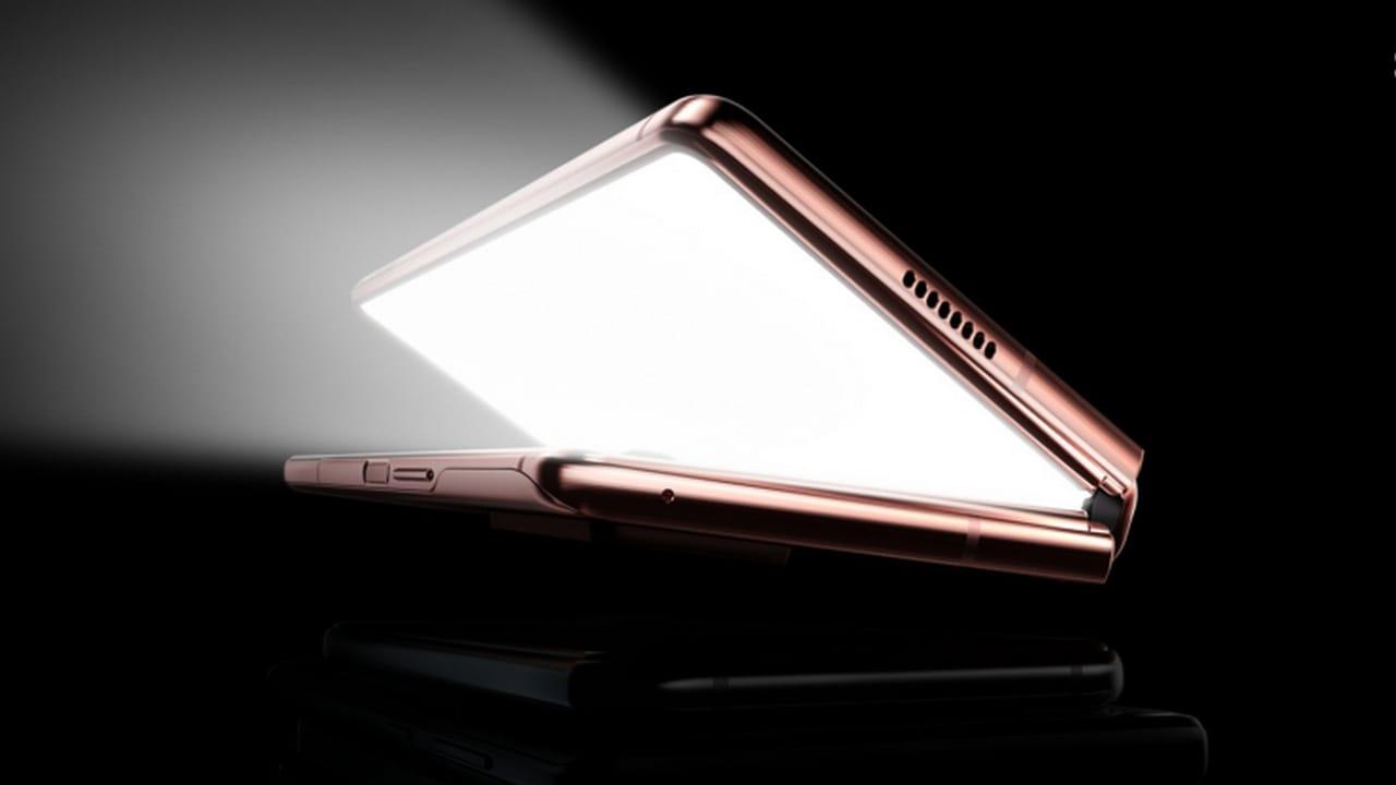 Lancement Du Samsung Galaxy Z Fold2 Prévu Pour Le 1er