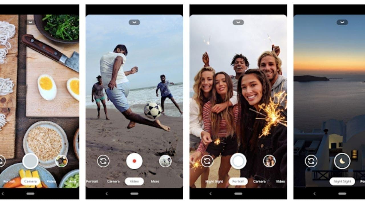 L'application Appareil photo Google ne stockera plus vos photos de portrait dans des dossiers séparés