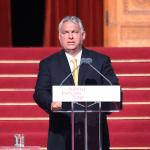 Le Hongrois Viktor Orbán Profite D'un événement National Pour Critiquer