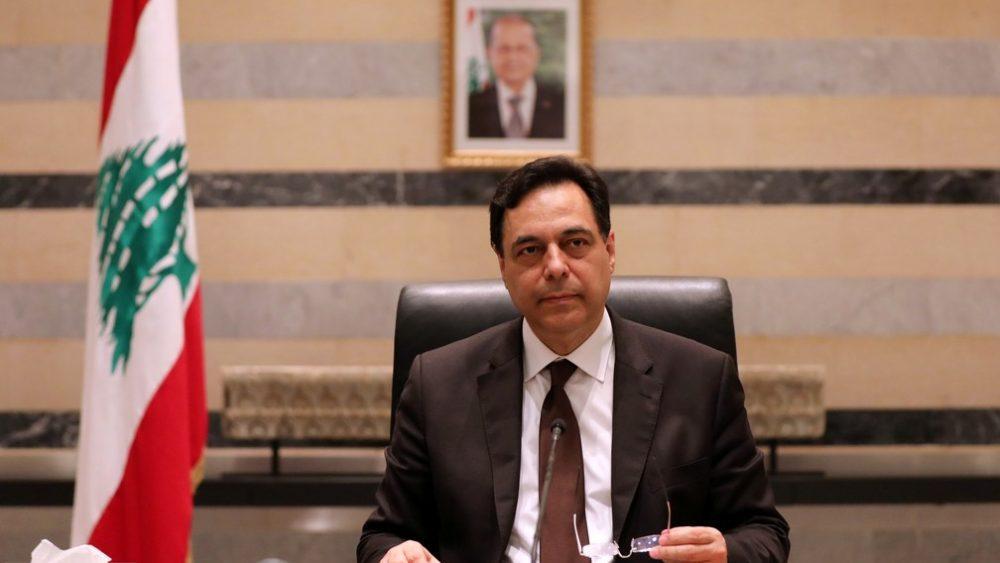Le Premier Ministre Libanais Démissionne Dans Le Chaos D'explosion