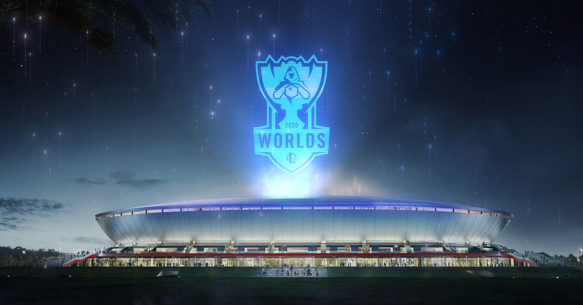 Le Championnat Du Monde 2020 De League Of Legends Se