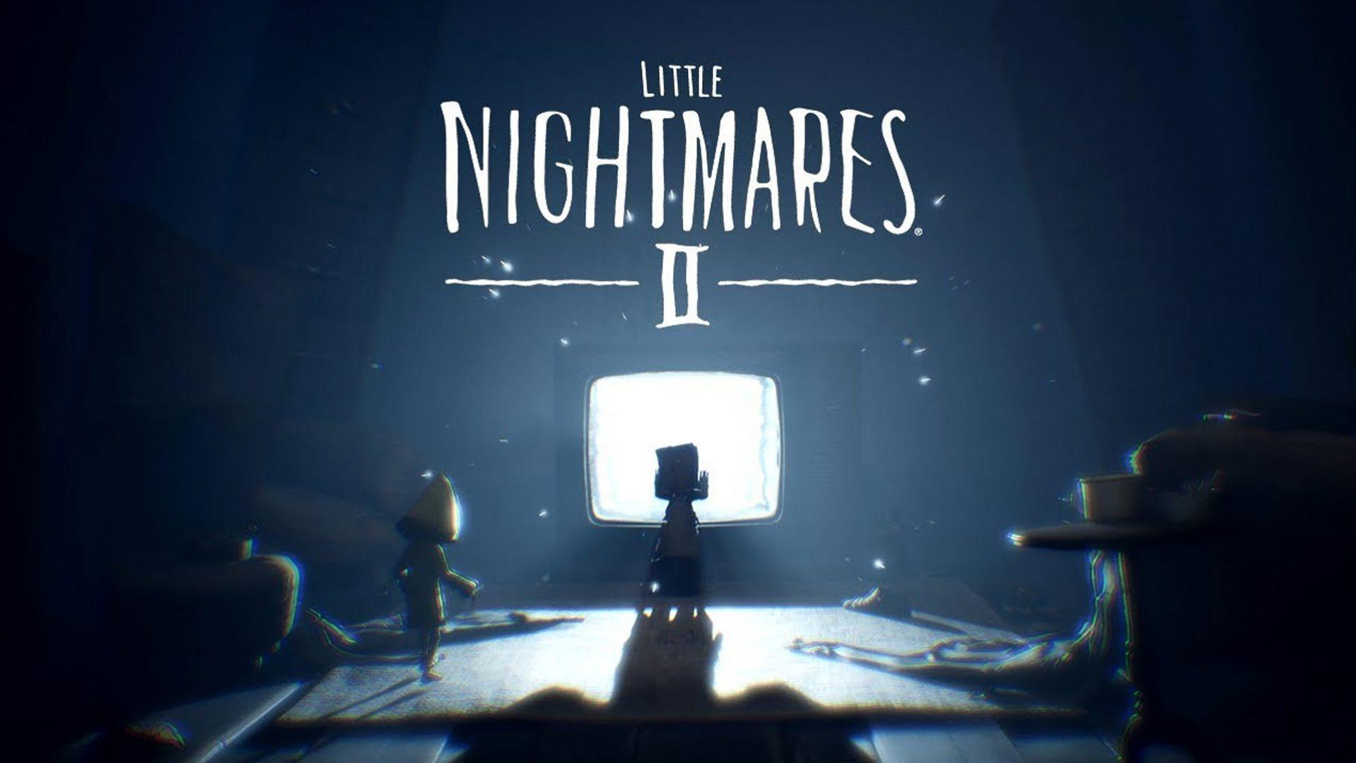 Le Premier Gameplay De Little Nightmares 2 Sera Présenté En