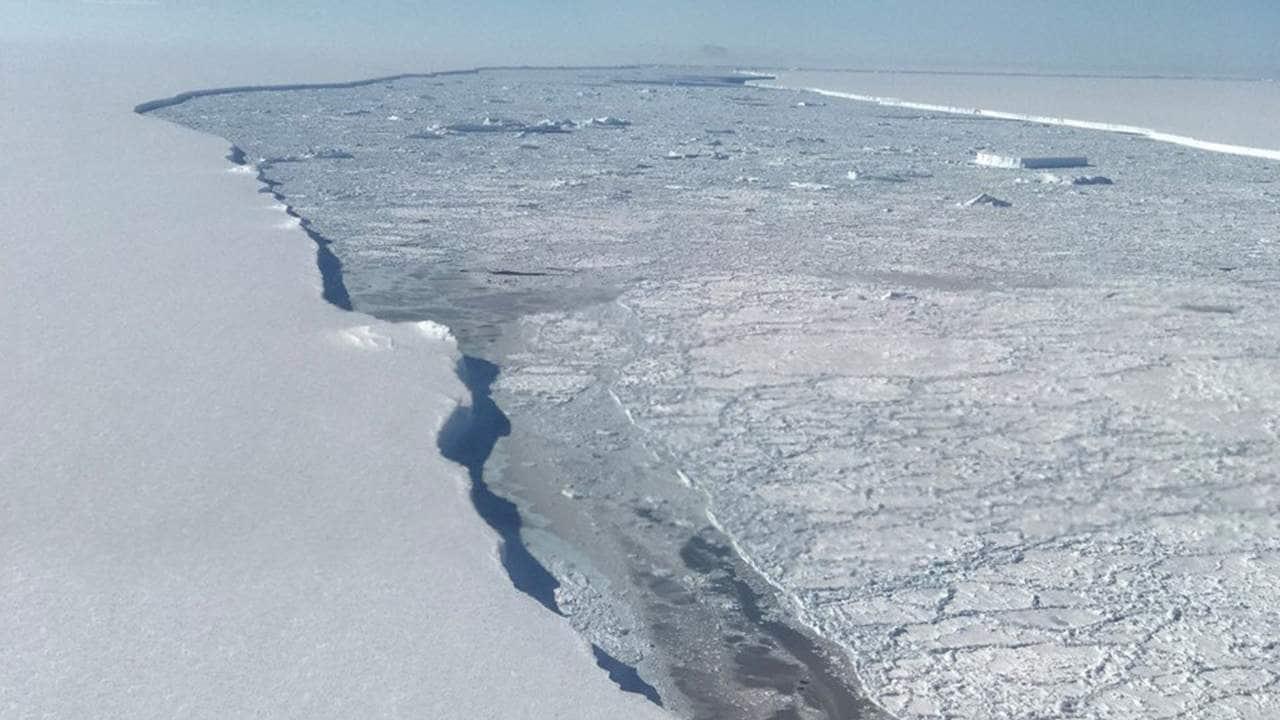 Le Réchauffement Climatique A Fait Disparaître 28 Billions De Tonnes