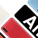 Les Fuites Du Samsung Galaxy A12 Suggèrent Jusqu'à 64 Go