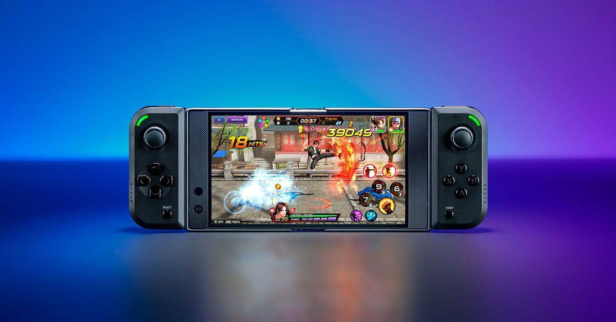 Les Manettes Razer Pour Xbox One, Ps4 Et Android Sont