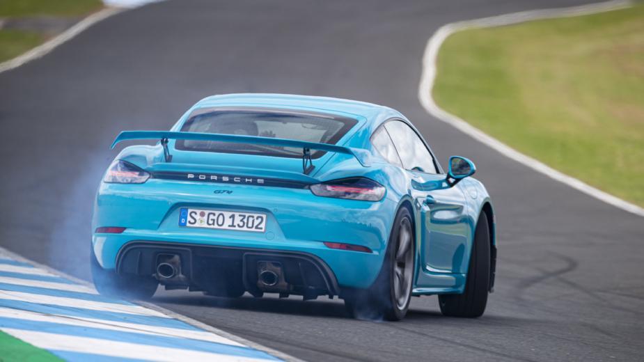 Les Moteurs à Aspiration Naturelle Chez Porsche Vont Ils Continuer? Vraisemblablement