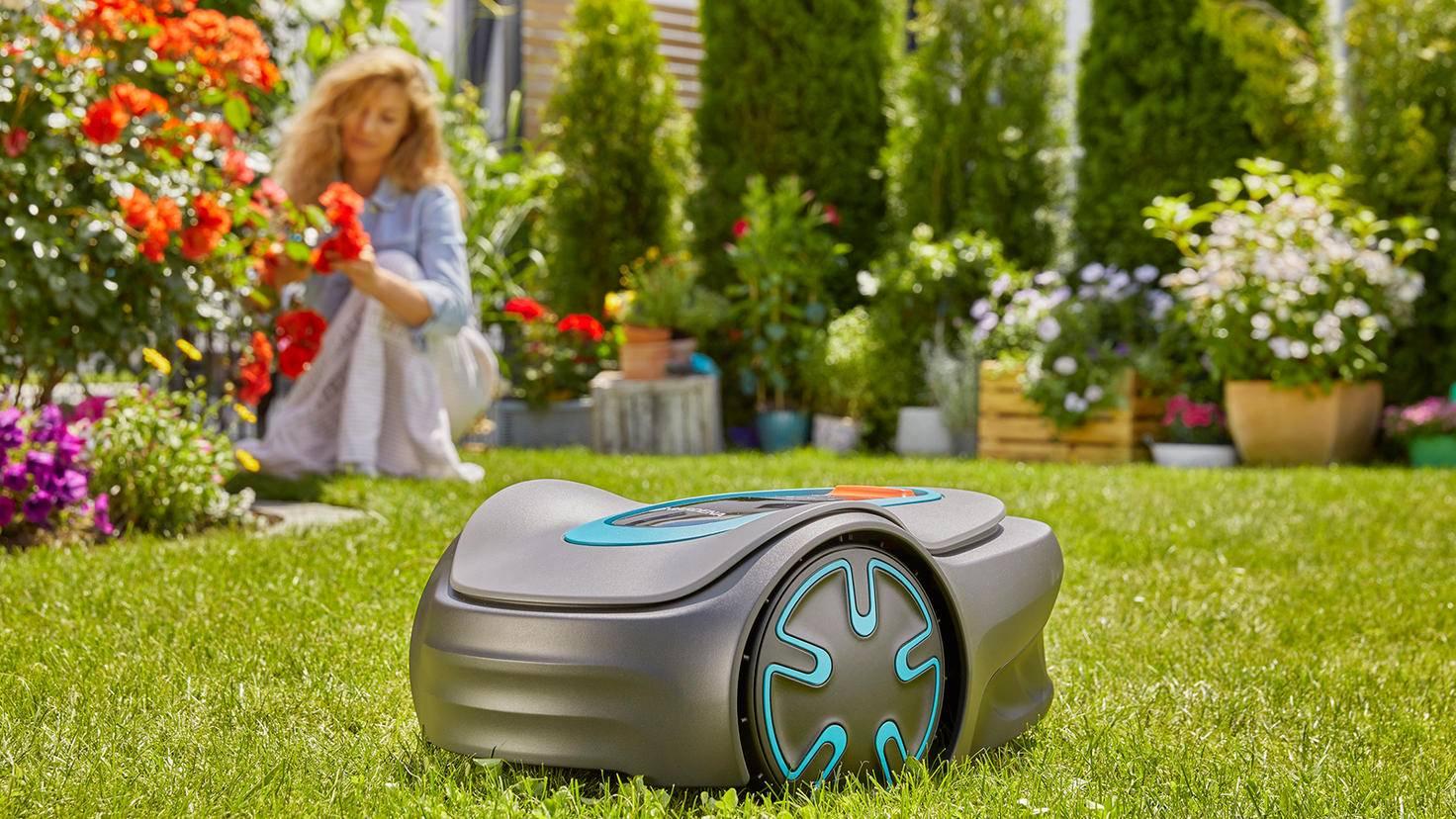 Robot tondeuse GARDENA SILENO Minimo