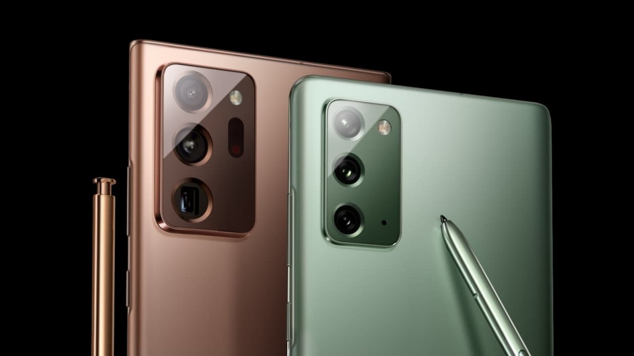 Les Utilisateurs De Samsung Galaxy Note 20, Note 20 Ultra