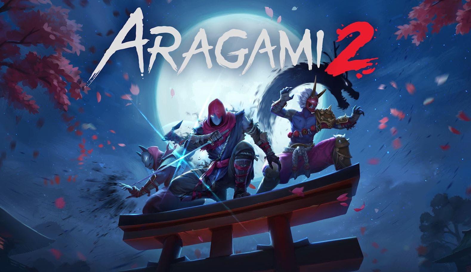 Lince Works Présente Aragami 2 Pour Ps5, Xbox Series X,
