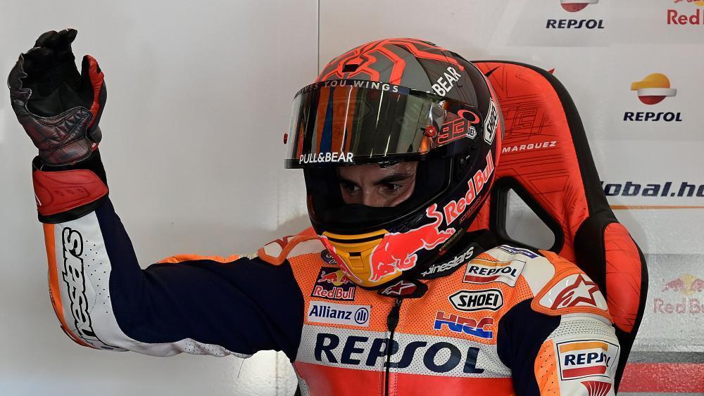 MotoGP: forfait de Marc Marquez pour le GP de République tchèque