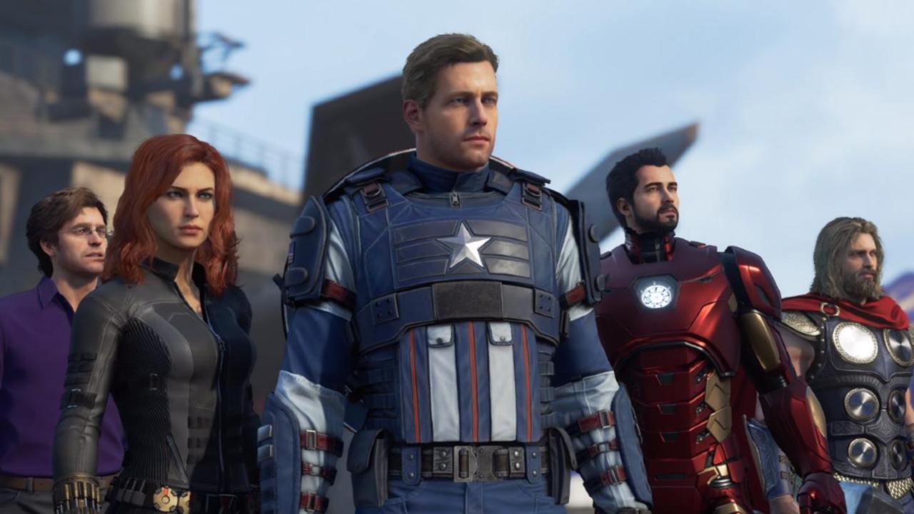 Marvel's Avengers Occupera Un Espace De 90 Go Sur Votre