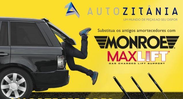Monroe Max Lift Intègre Le Portefeuille Autozitânia