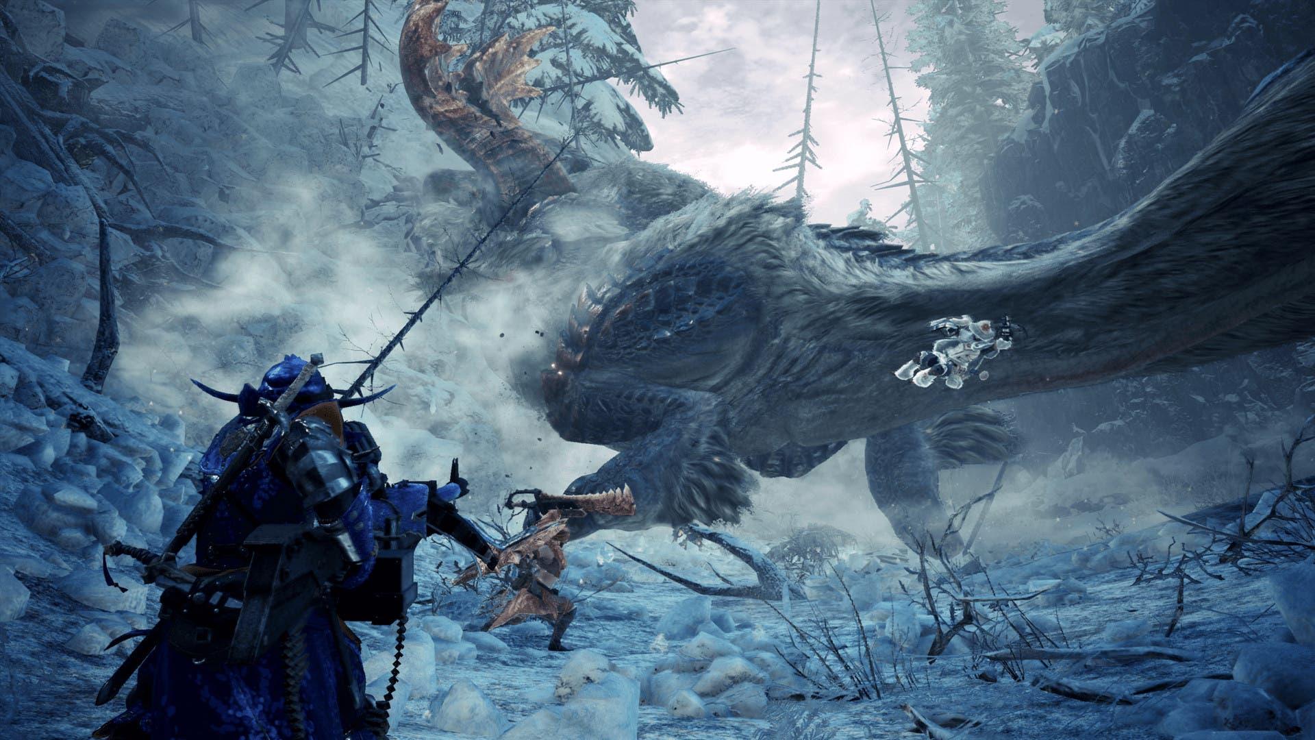 Monster Hunter: World, Comme Iceborne, Atteint De Nouveaux Jalons De