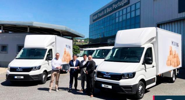 Movyng Car & Van Rental Renforce Sa Flotte De Location