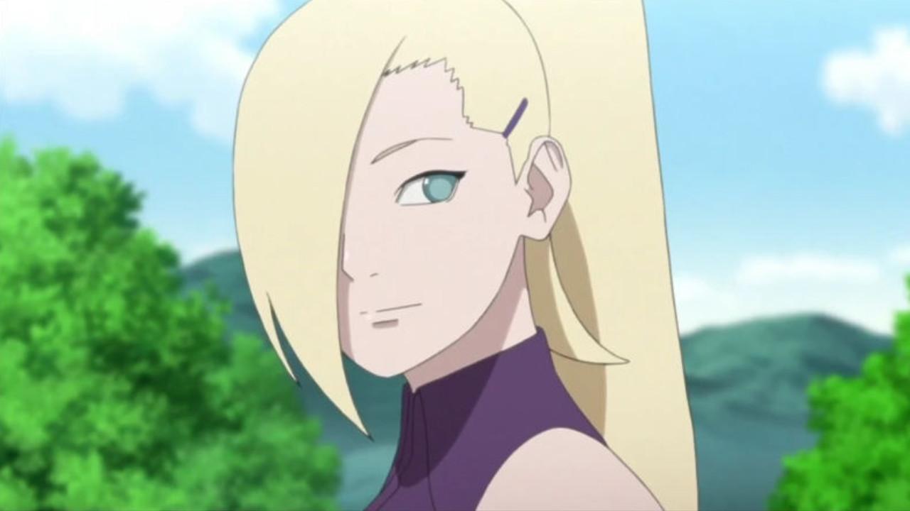 Naruto: Girl Crée Ce Fabuleux Cosplay D'ino Yamanaka