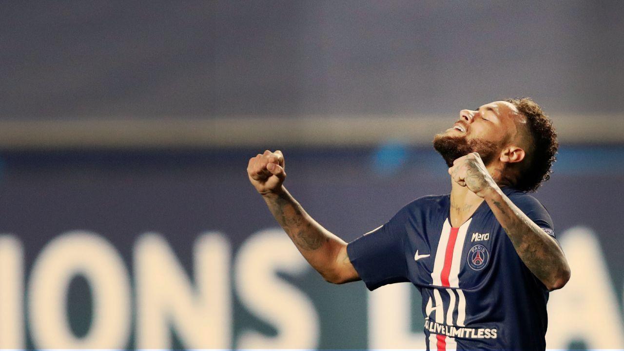 Neymar Revient En Finale De La Ligue Des Champions Sans