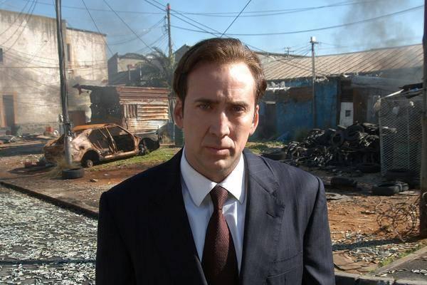 """Nicolas Cage Est Pour """"highfire"""" Série Sur Le Dragon Buvant De"""