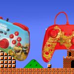 Nintendo Annonce Deux Nouveaux Contrôleurs Inspirés De Super Mario Pour