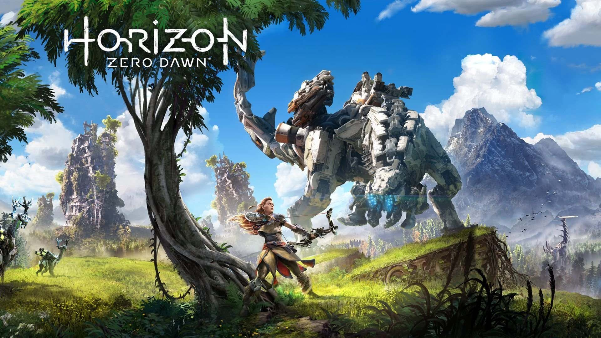 Nouveau Gameplay Complet D'horizon Zero Dawn Sur Pc