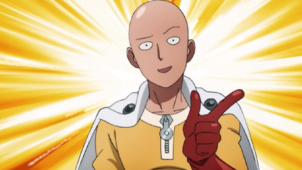 One Punch Man: Saitama