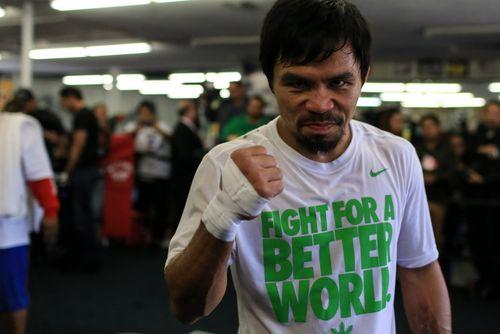 Pacquiao Coach: Pourquoi Manny Devrait Il Rendre Conor Plus Riche?