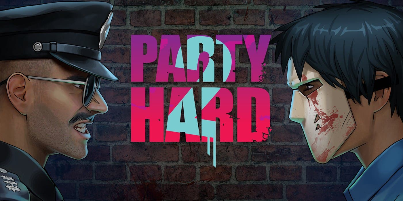Party Hard 2 Confirme Sa Date De Sortie Sur Ps4,